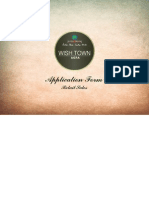 Application Form Kp Plots Wishtown Agra Call 9958959555