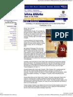 Women's Basketball News Rel..