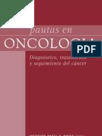 Pautas en Oncologia