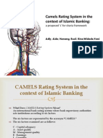 Camels Rating System in the Context of Islamic Banking