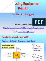 PED 5 Heat Exchangers