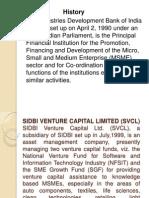 Sidbi Venture Capital Limited (Svcl)