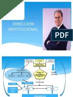 LA DIRECCIÓN INSTITUCIONAL DE LAS TIC EN LA ESCUELA