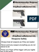 M9 USAR PMI