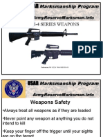 M16 USAR Rifle