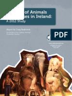 Animals in Irish Circuses