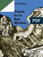 Axel Munthe - Cartea de La San Michele v1.0
