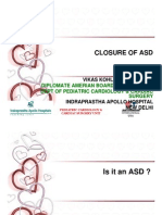 When to Close a PFO_ASD