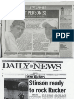Daily News Clip File