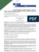 Ley 25.506 de Firma Digital