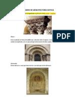 Glosario de Arq Gotica 1