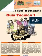 Guia en Produccion Bokashi