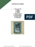 1981 Canciones de Sanabria
