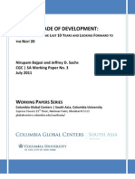 Indias Decade of Development