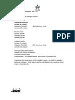 Sistema de Costos Por Procesos And