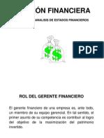 Analisis de EEFF y Gestion Financiera