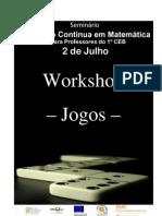 Workshop Jogos1