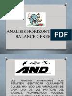 Analisis Horizontal