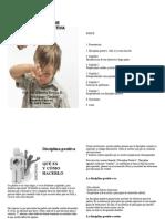Manual Sobre Disciplina Doble Carte