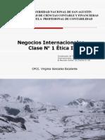 Clase n 1 Etica1