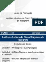 Análise e leitura de Disco Diagrama de tacógrafo - Slides