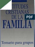 Mfc - Actitudes Cristianas de La Familia