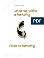 Colocando em prática o Marketing_Plano de Marketing