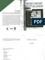 Territorio y Comunidades Pehuenches Del Alto Bio Bio