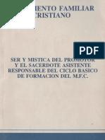 Movimiento Familiar Cristiano - Ser y Mistica Del Promotor