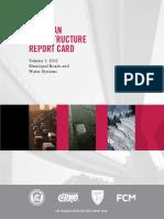 Canadian Infrastructure Report Card En
