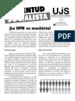 La UPR es machista, Boletín #7, Septiembre 2012