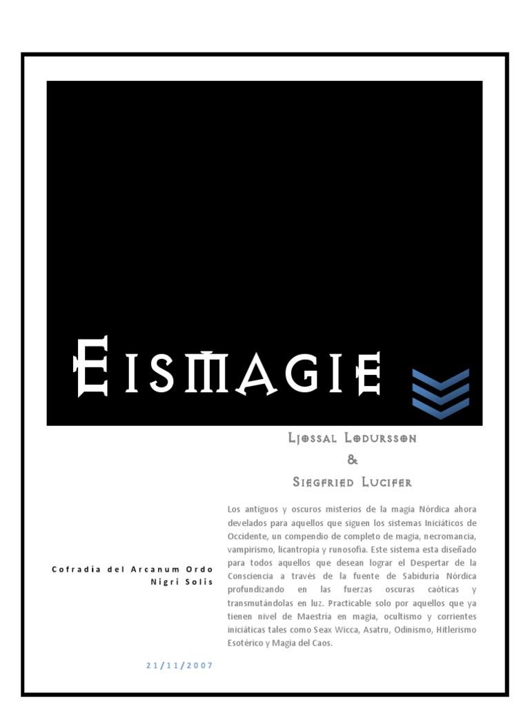 Ljossal Lodursson & Sigfried Lucifer - Eismagie
