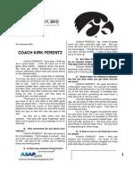 Coach Ferentz 9 11 12