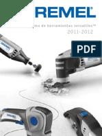 Dremel 2011 Catalog_SPA