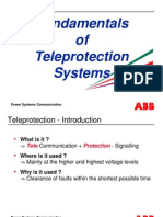62388014 Fundamentals of Teleprotection Systems