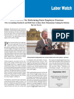 Ivan Osorio - Best Practices for Reforming State Employee Pensions
