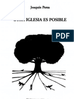 Perea Joaquin - Otra Iglesia Es Posible