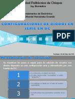 2.2. Configuraciones de Diodos en Serie en DC