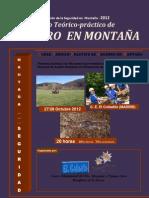 Formación Técnica del Montañismo SOCORRO EN MONTAÑA