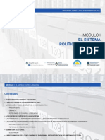 Labor Parlamentaria Modulo 1