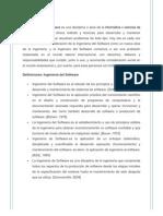 Fundametos de Infenieria Del Software