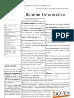 Boletim Informativo TEIP nº 14