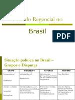 Período Regencial no Brasil