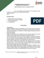 Síntesis Ampliado Informativo lunes 10 de septiembre de 2012 _con formato_