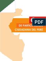 Guia de Participacion Ciudadana Del Peru Jne 2008