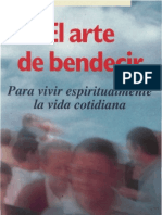 Pradervand, Pierre - El Arte de Bendecir