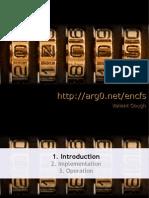 Encfs Presentation