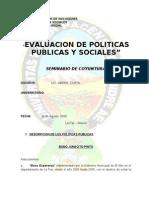 Politica Publica Bjp Coyuntura