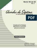 Libro de Acordes de Septima - Nestor Crespo
