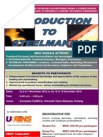 Introduction to Steelmaking